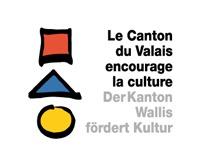 Logo canton du valais - culture